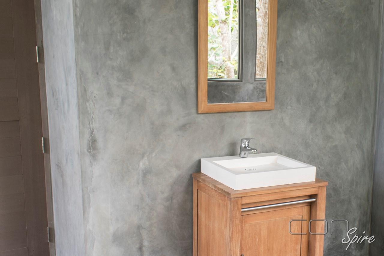 White Granito Rectangular Sink