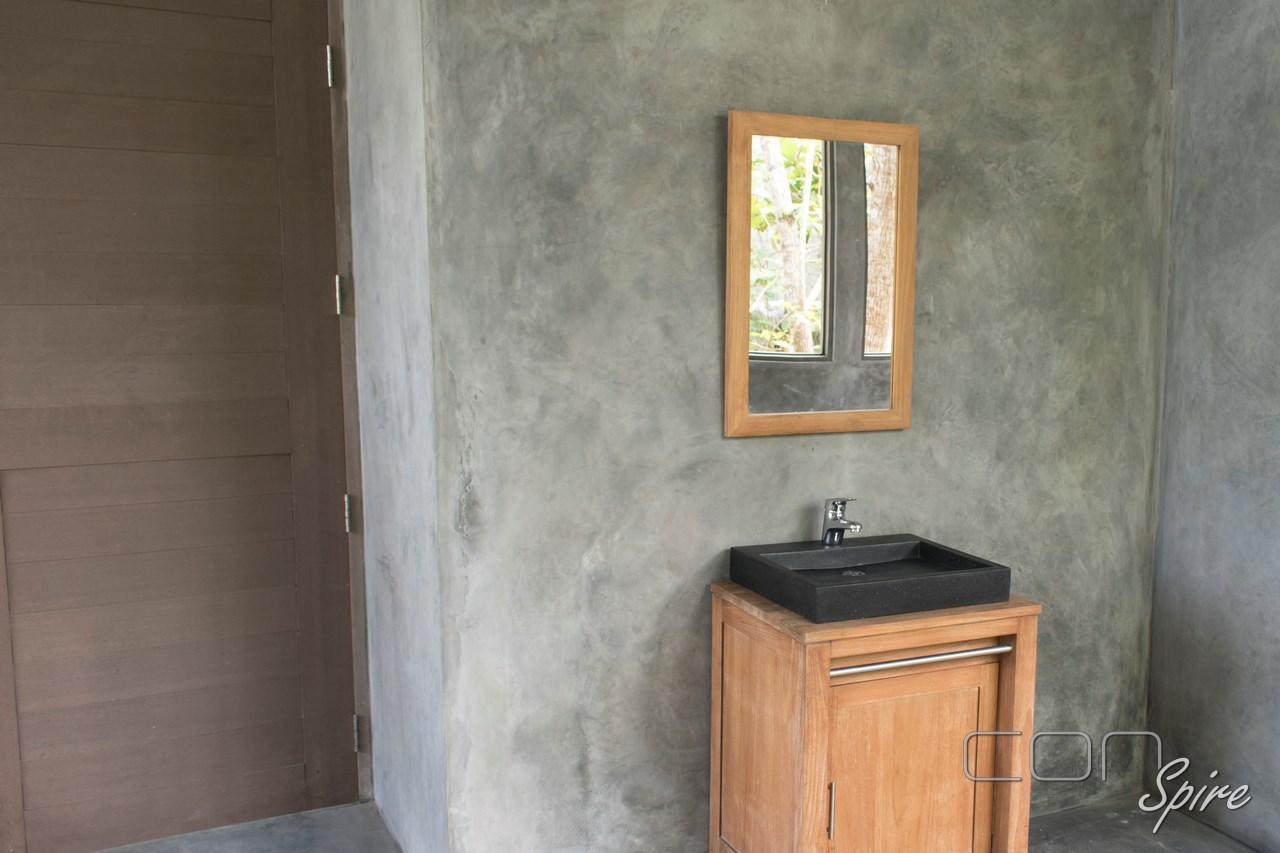 Black Granito Rectangular Sink