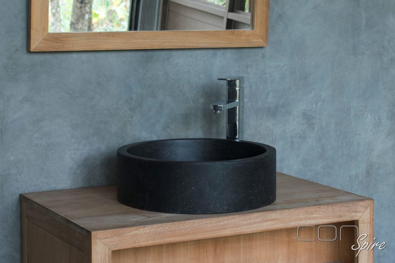 Terrazzo Sink Black Yogyakarta