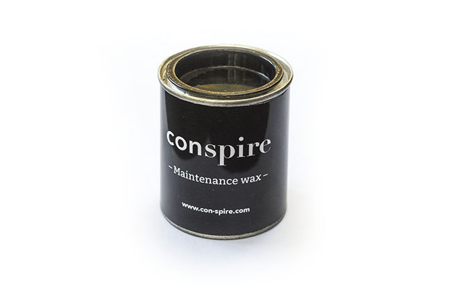ConSpire Concrete Basin maintenance wax