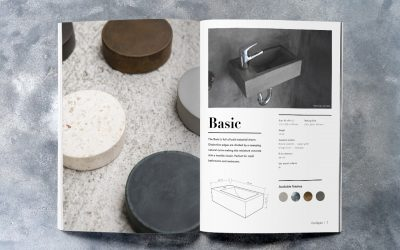 The 2018 Catalogue