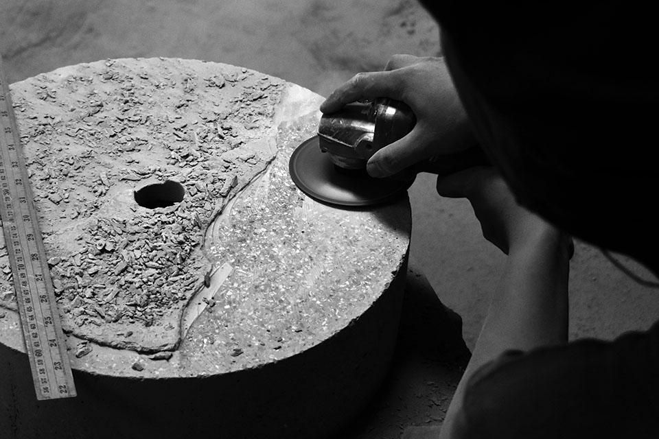 Handcrafted Terrazzo Sinks