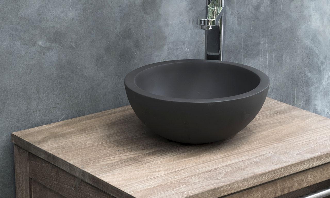Indonesian Handmade Concrete Sink