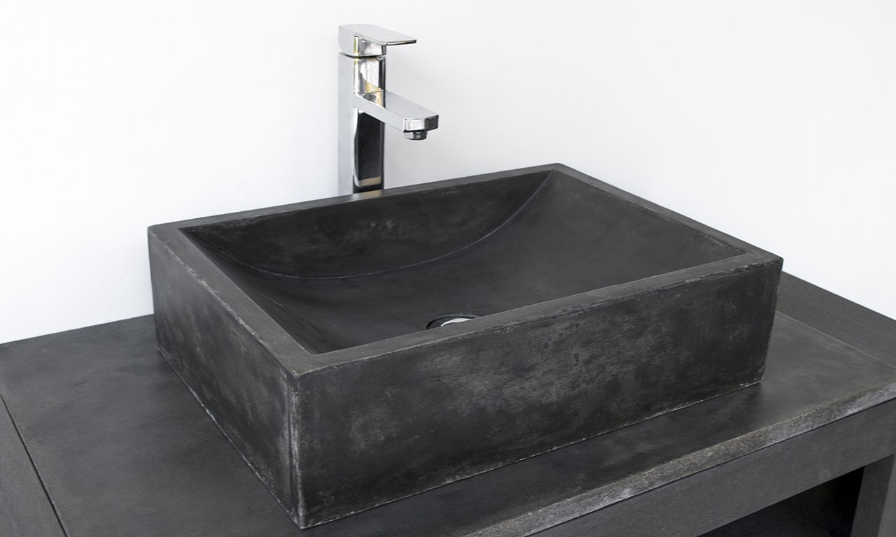 Indonesian Handmade Concrete Basin