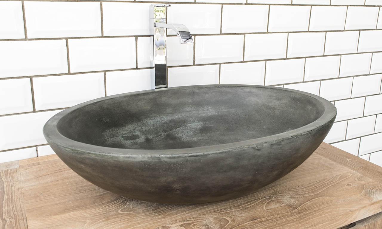 Cement Bathroom Washbowl