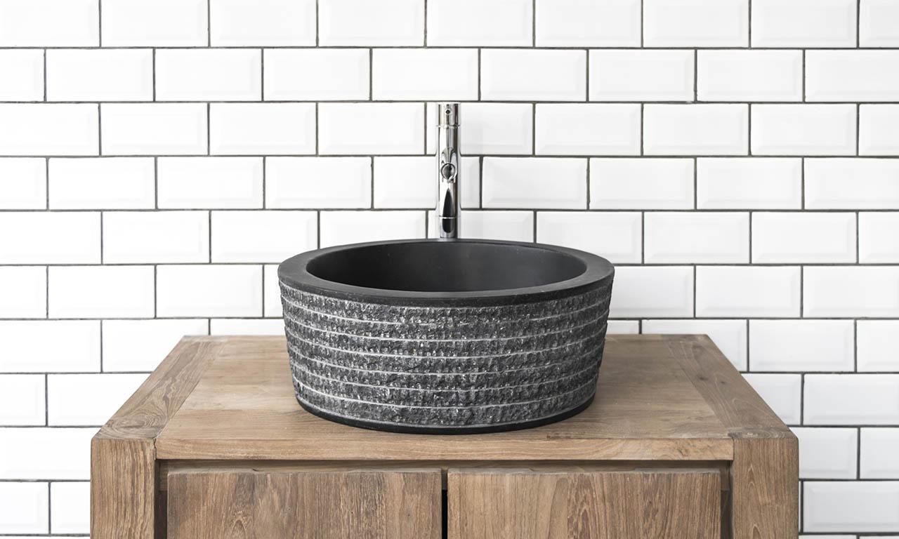 ConSpire Industrial Design Terrazzo Bathroom Sink